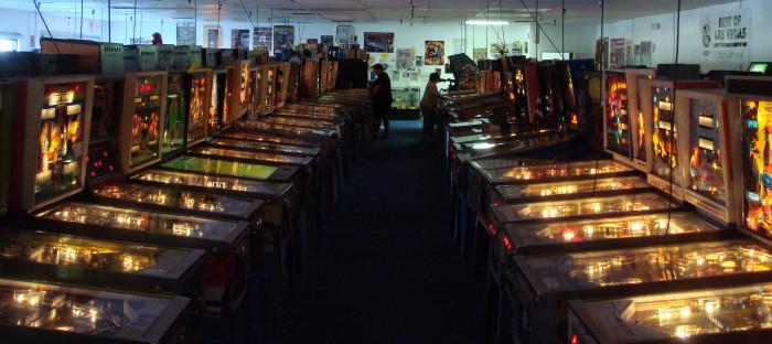 4. Pinball Hall of Fame - Las Vegas