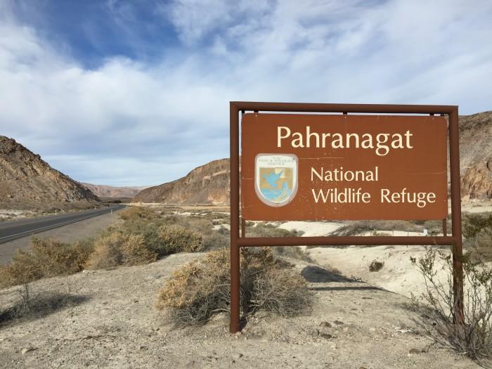 10. Pahranagat National Wildlife Refuge