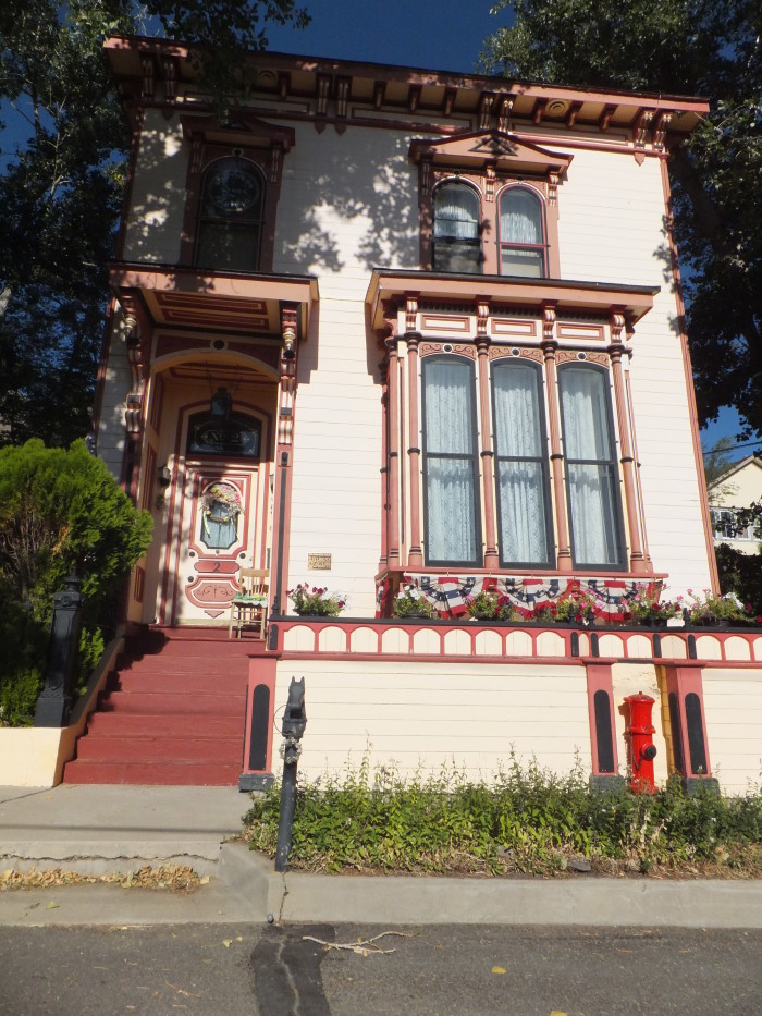 4. Piper-Beebe House - Virginia City, NV