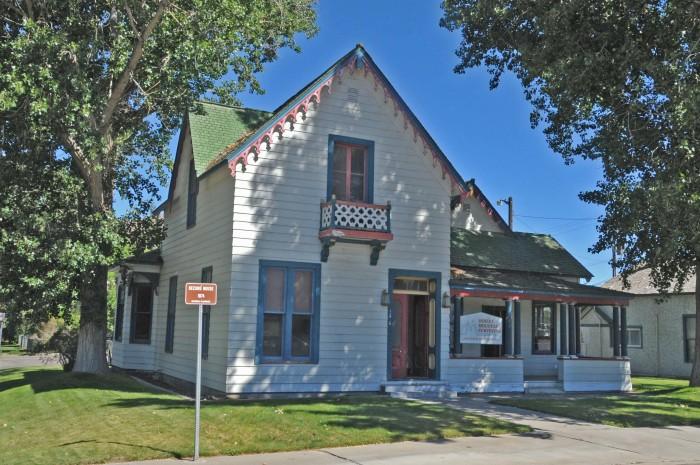 6. W.C. Record House - Winnemucca, NV