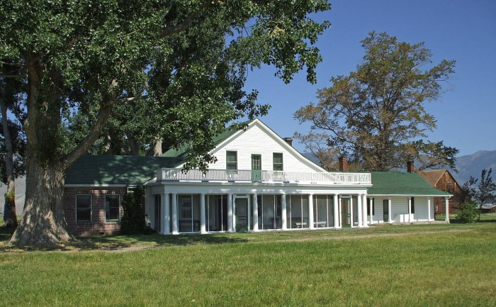 8. Dangberg Home Ranch Historic Park - Minden, NV