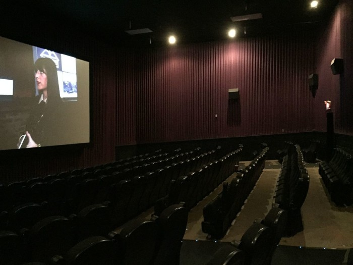 7. Visit your local movie theater to escape the heat for at least a couple of hours.