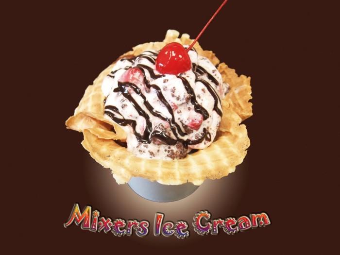 7. Mixers Ice Cream - Las Vegas