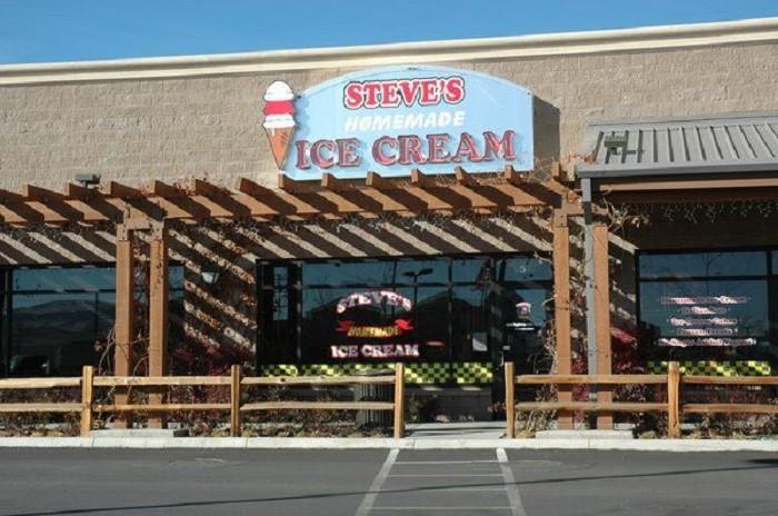 9. Steve's Homemade Ice Cream - Fernley