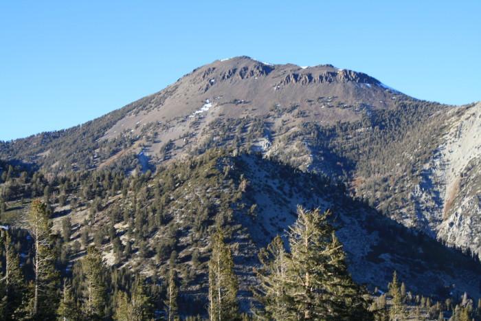 1. Mount Rose