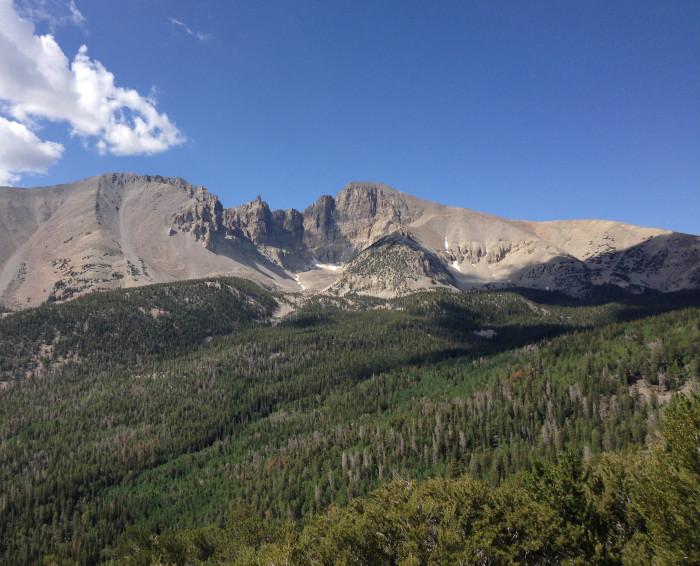 6. Wheeler Peak