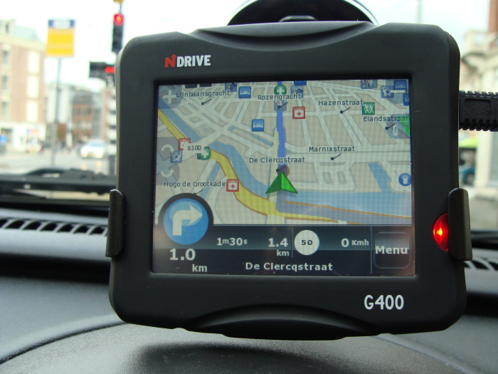 1. GPS or Road Map