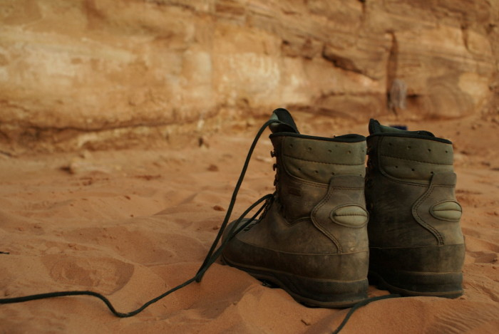 5. Hiking Boots