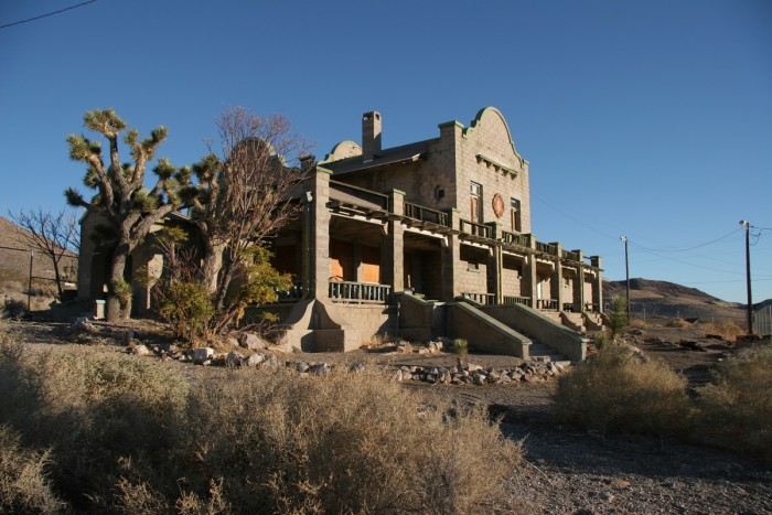 11. Ghost Towns
