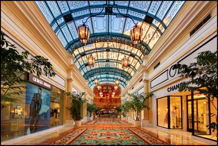 12. Endless Shopping Opportunities