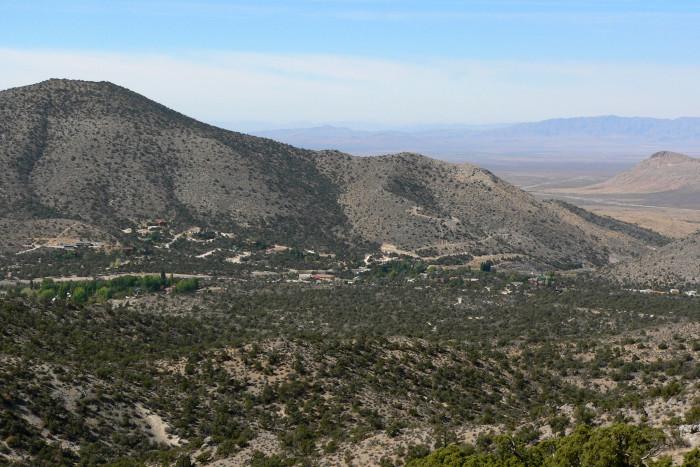 4. Beautiful Mountain Views