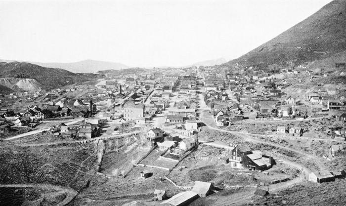 7. Nevada's Rich History