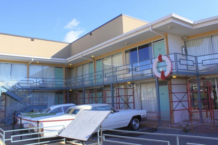 6) National Civil Rights Museum - Memphis