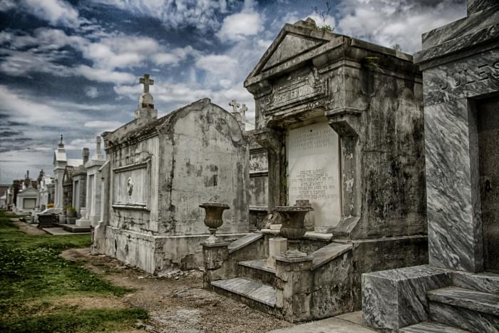 11) Greenwood Cemetery, New Orleans, LA