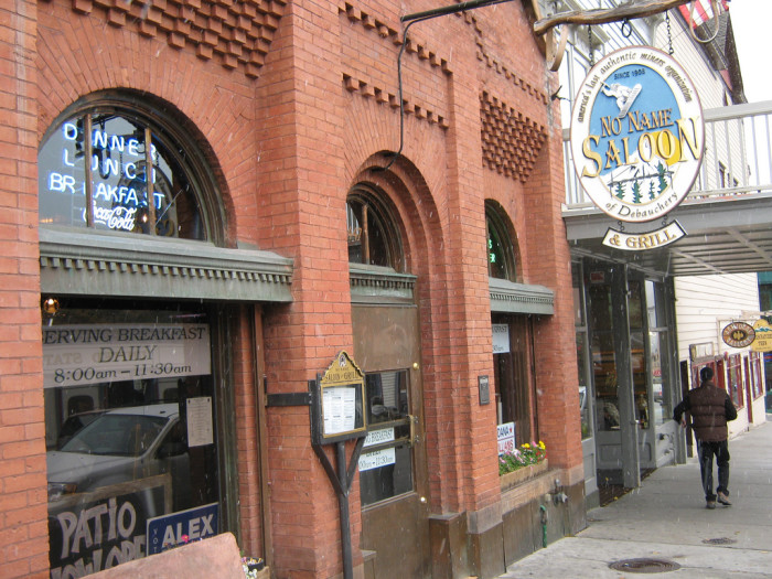 9) No Name Saloon, Park City