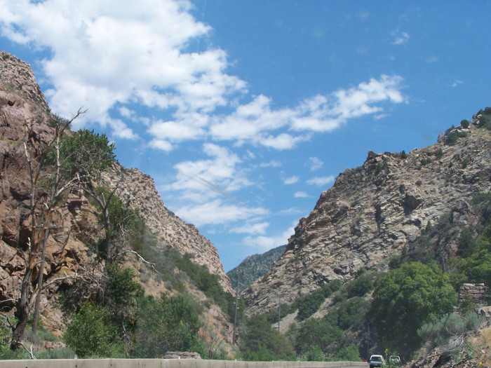 6) Ogden Canyon Loop