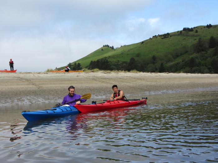 7) Oregon Coast