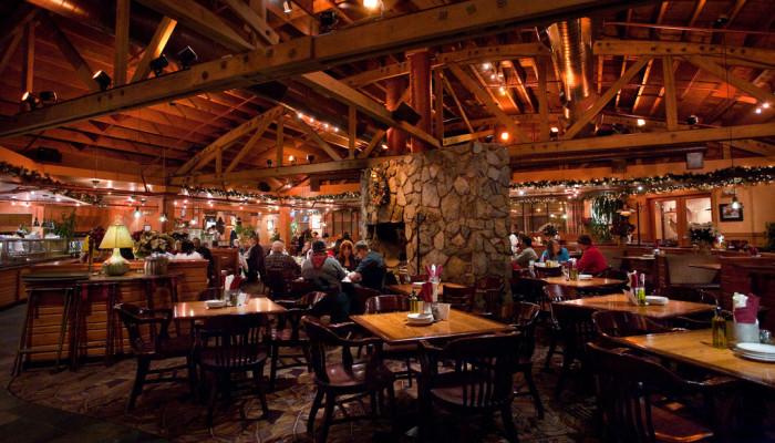 10) Glacier Brewhouse