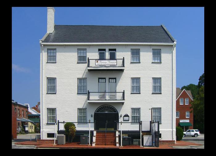10. Harvey Mansion Historic Inn, New Bern
