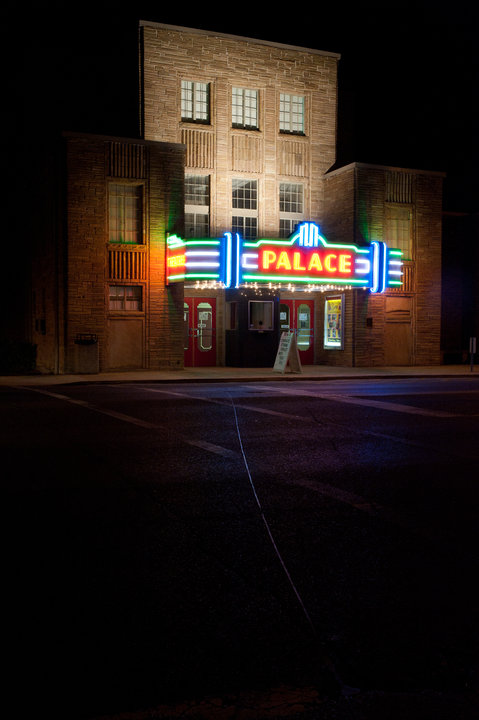 4) Palace Theatre - Crossville