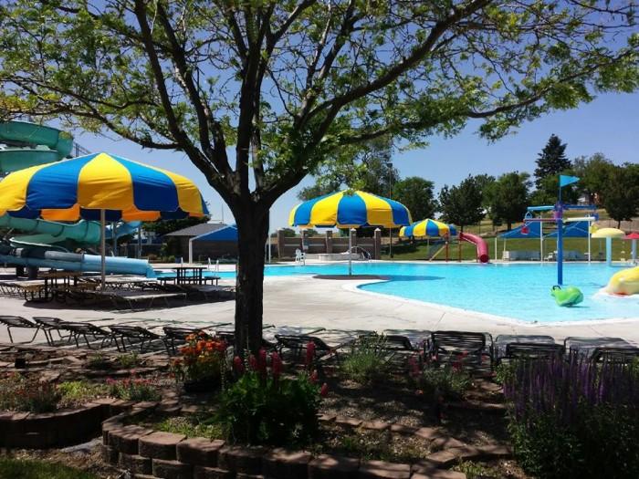 7) Pendleton Aquatic Center, Pendleton