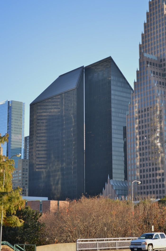 4) Pennzoil Place (Houston)