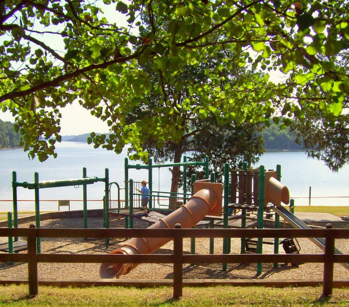 4) Percy Priest Lake - Brentwood