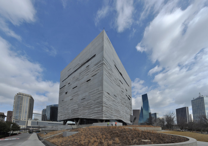 1) Perot Museum of Nature and Science (Dallas)