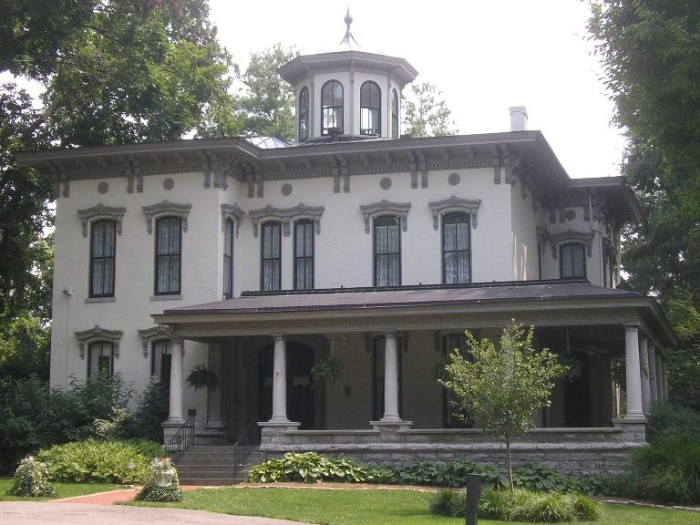 7. Peterson Dumesnil House