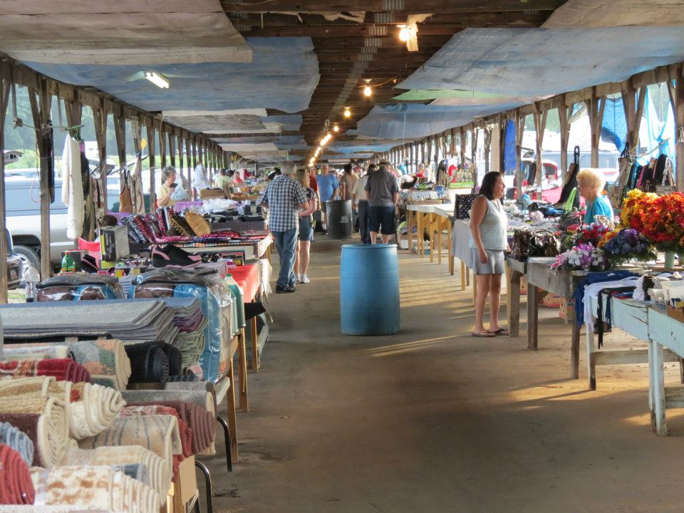 13 Flea Markets In Sc Where You Ll Find Awesome Stuff