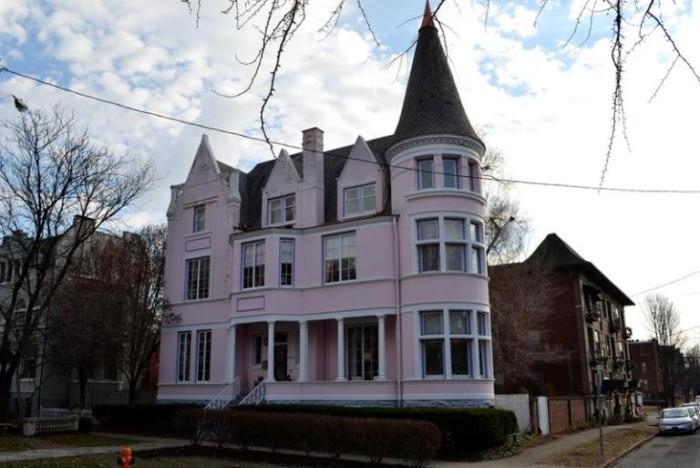 4. Pink Palace