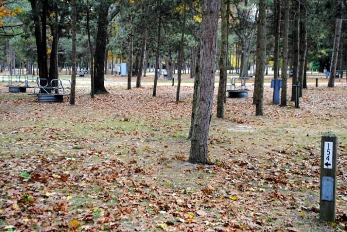 2) Pioneer Park, Muskegon
