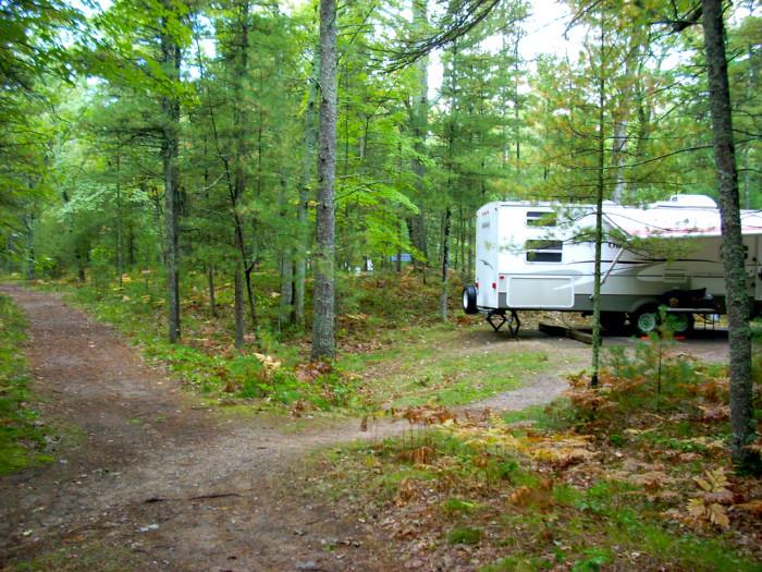 1) Platte River Campground