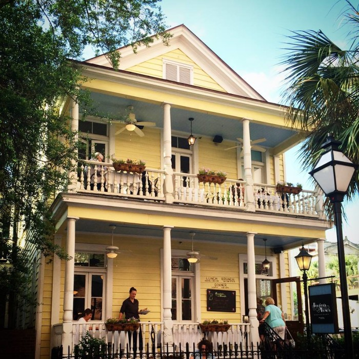5. Poogan's Porch, 72 Queen St, Charleston, SC 29401