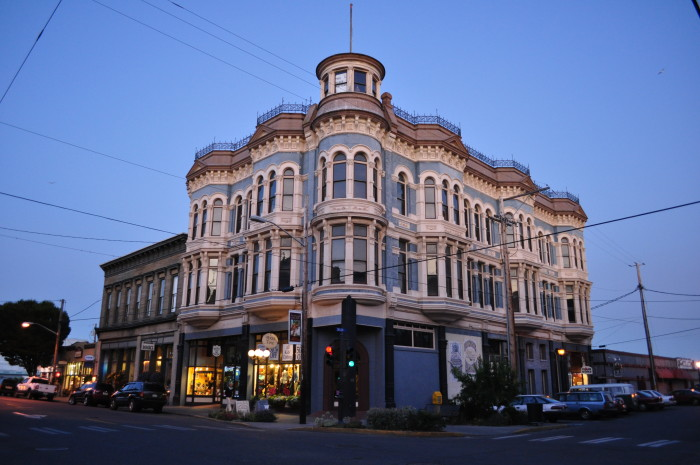 2. The Hastings Building, Port Townsend