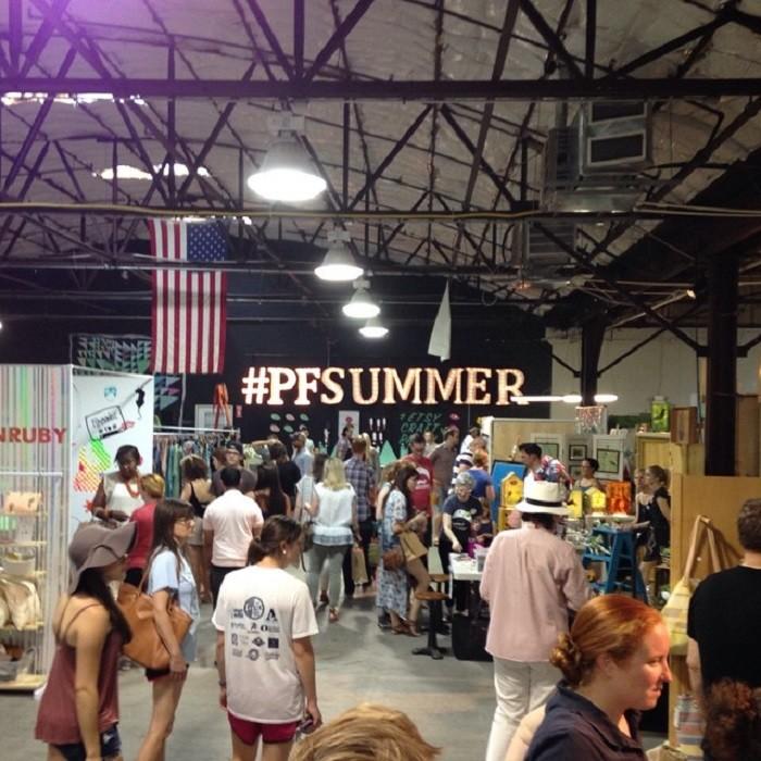 1) Porter Flea - Nashville