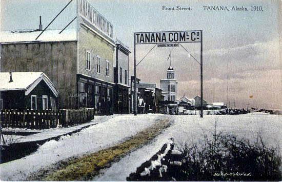2) Tanana
