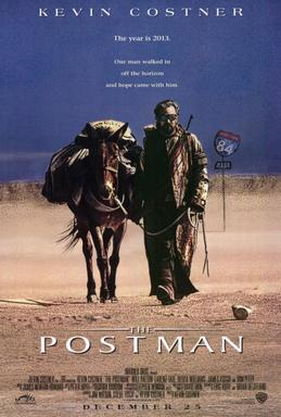 14) The Postman, 1997, Central Oregon
