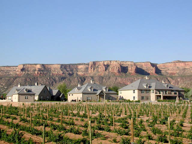 2.) Two Rivers Winery & Chateau