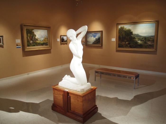 2. R. W. Norton Gallery, Shreveport, LA