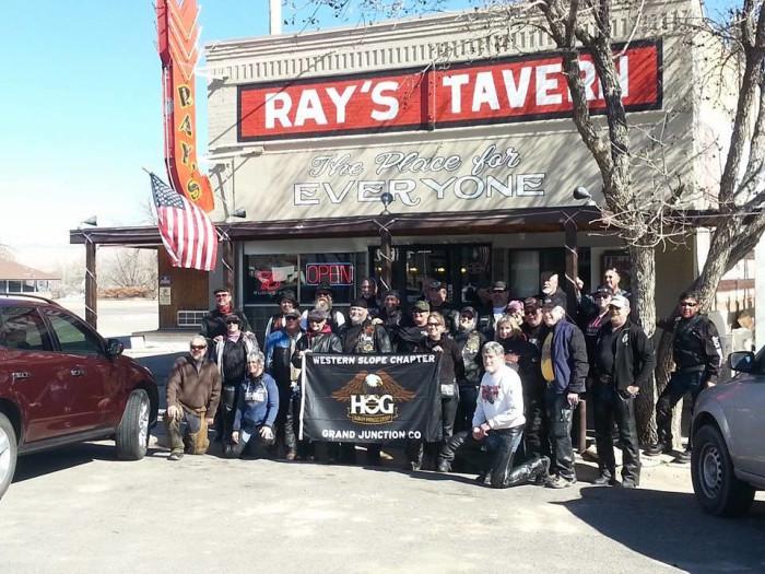 12) Ray's Tavern, Green River