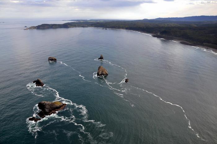 2) Redfish Rocks