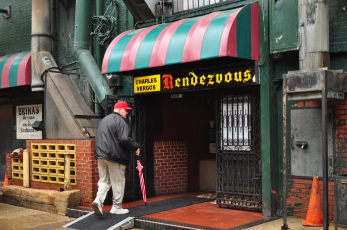 1) Rendezvous - Memphis