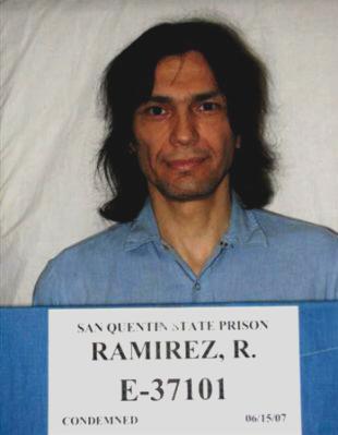 2) Richard Ramirez (February 29, 1960 – June 7, 2013)