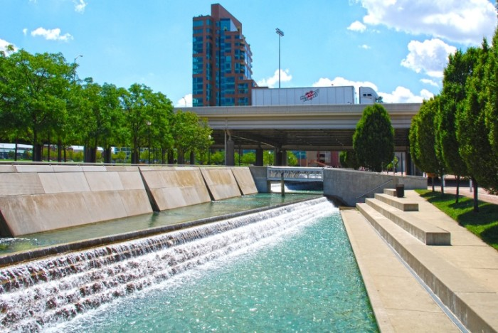 7. Riverfront Park