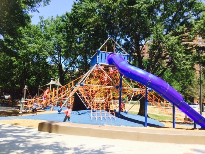 9 Playgrounds In Virginia That Will Make You Feel Like A Kid