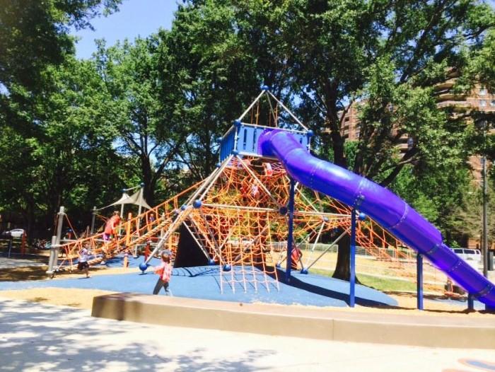 5. Rocky Run Park, Arlington