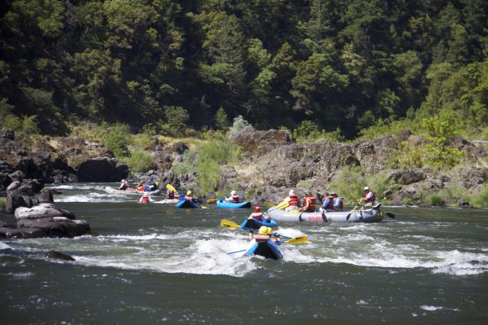 5) Rogue River