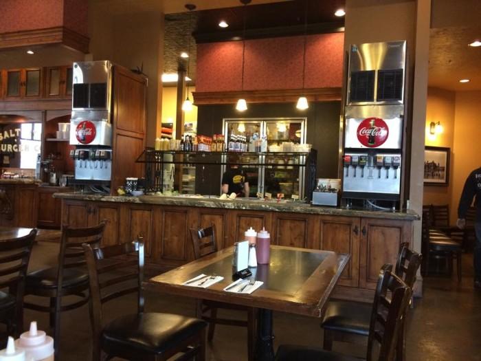11) Salt City Burgers, Sandy