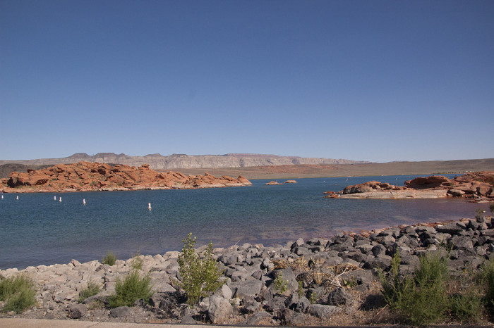 5) Sand Hollow State Park, Hurricane